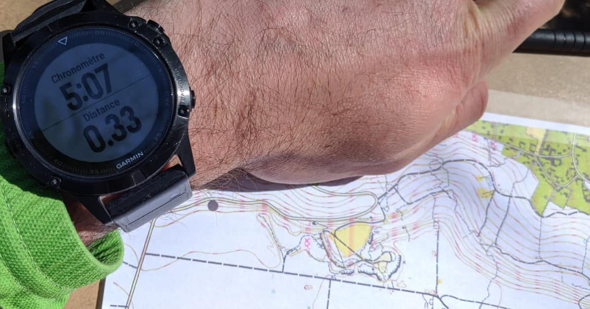 mettre un gps pour la cartographie