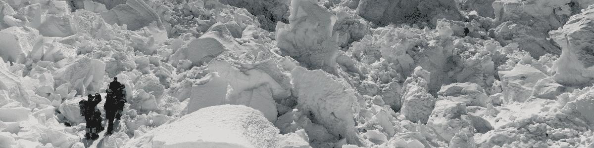 Glacier Everest