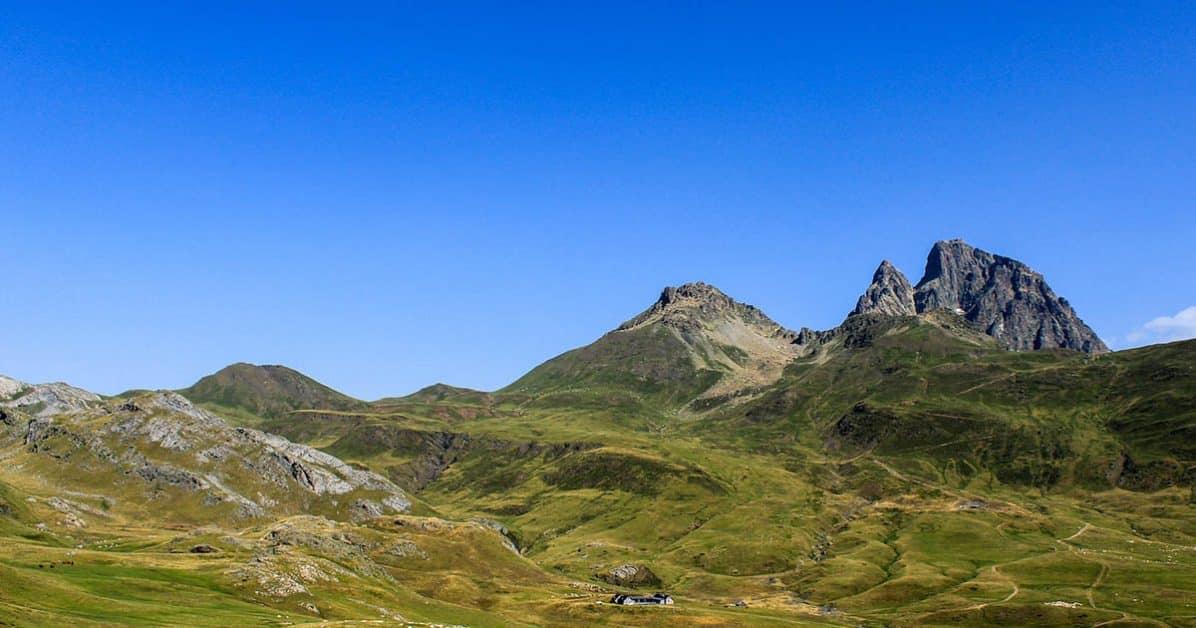 GR10 dans les Pyrénées