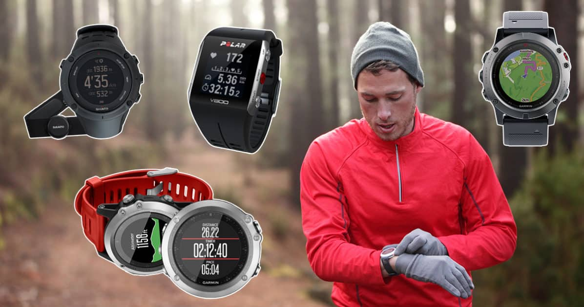 guide gps montre
