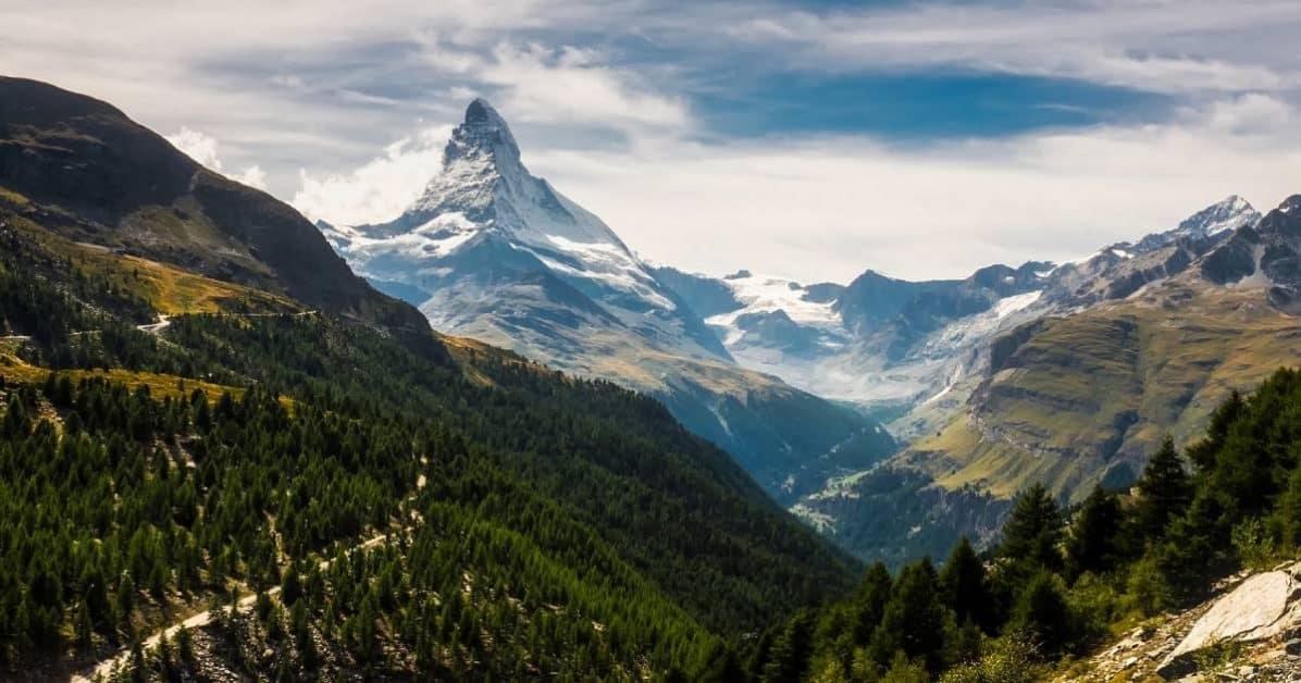 haute route en suisse