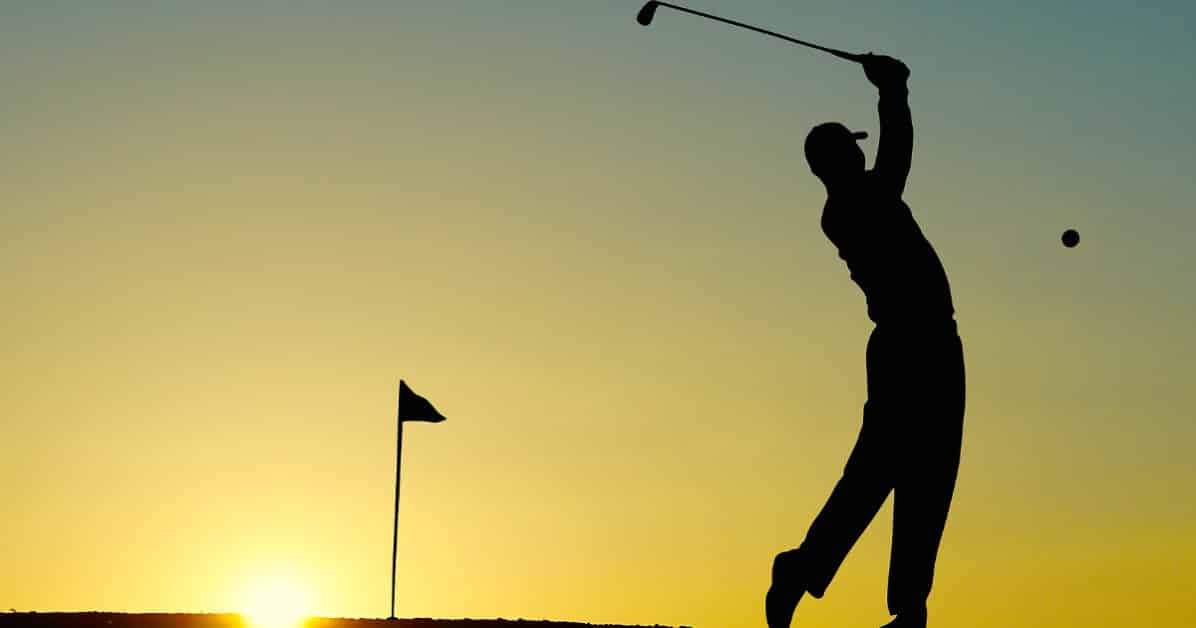 jeu golf