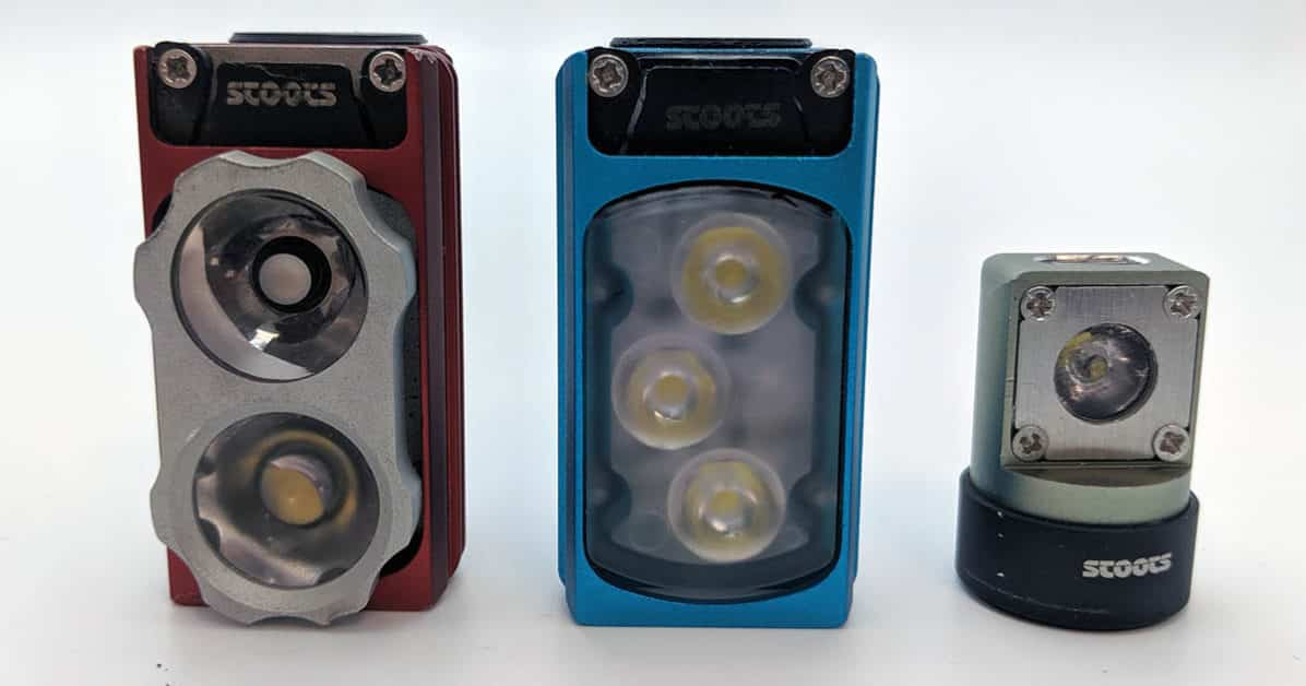 les 3 lampes stoots