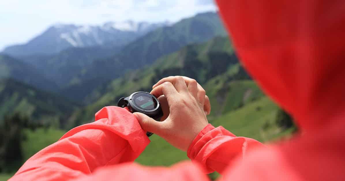 montre GPS