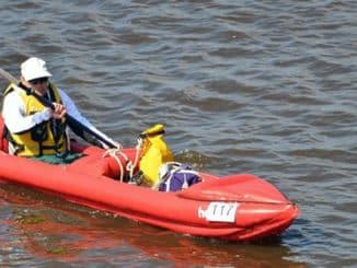rando kayak gonflable