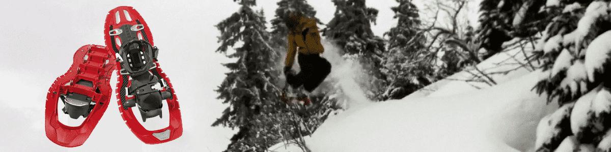 raquettes à neige symbioz