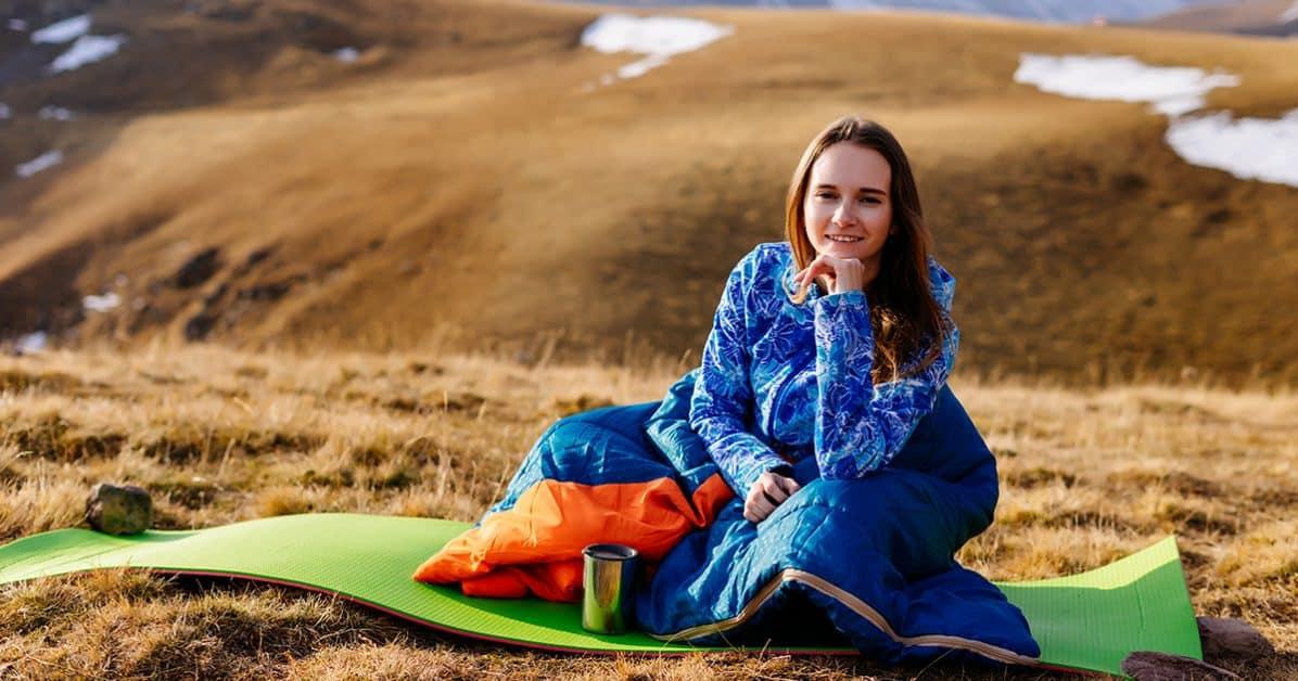tapis de sol de randonnée